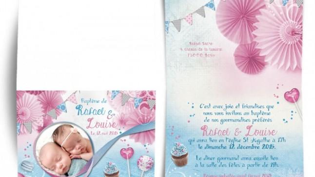 Quelles formules pour annoncer la naissance d'un bébé ?